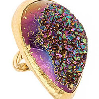 Max & Chloe - Dara Ettinger Heather Disco Ball Ring - Max and Chloe