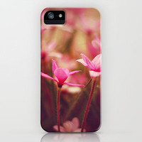 Pink prettiness iPhone Case by Shilpa