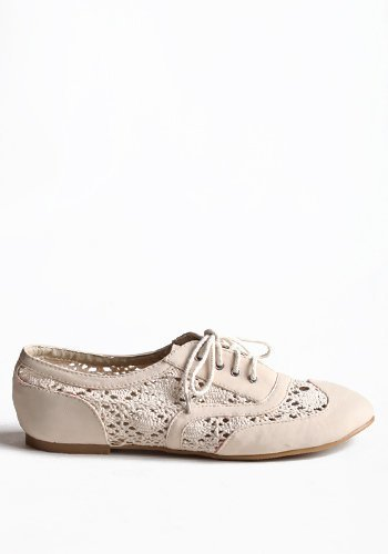 Crochet Dreaming Oxfords