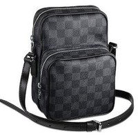 Louis Vuitton Damier Graphite Canvas Rem N41446 - &amp;#36;126.99