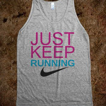 nike just keep running - Daisy's & Daphne's