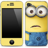 Despicable Me Frown iPhone 4/4s, iPhone 5, iPod Touch 4th or 5th gen, Samsung Galaxy S2 or S3 Skin