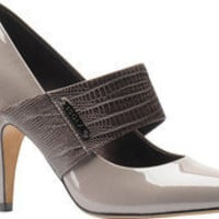 Isola Stella - Light Grey/Taupe Patent - Free Shipping & Return Shipping - Shoebuy.com