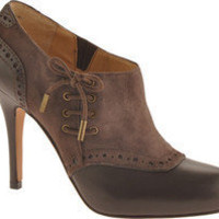 Circa Joan & David Eunice - Dark Brown/Dark Brown Suede - Free Shipping & Return Shipping - Shoebuy.com