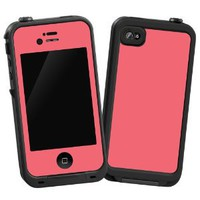 "Amazon.com: Coral ""Protective Decal Skin"" for LifeProof 4/4S Case: Electronics"