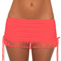 B Swim Love Bird - Streamer Skirt/Bandeau Cover Up