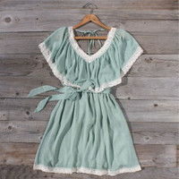 Mint Whisper Dress, Sweet Women's Country Clothingmmm