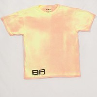 BA - Orange to Yellow - Heat Sensitve - Color Changing Shirt