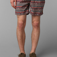 OBEY Geo Printed Swim Trunk