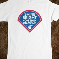 Shine Bright On The Diamond Shirt - Celebritees