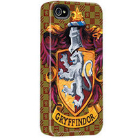 Harry Potter Gryffindor Crest iPhone Case: WBshop.com - The Official Online Store of Warner Bros. Studios