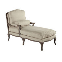 The Lounging French Chaise