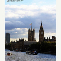 ON SALE London's Big Ben Fine Art by HConwayPhotography on Etsy