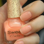 Jelly Pink Sweet Color 12ml Nail Polish [573]