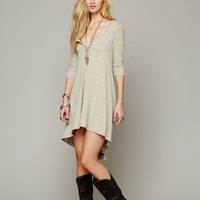 Free People Womens Drippy Jersey Dress
