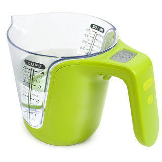 Digital Measuring Jug and Scales - buy at Firebox.com