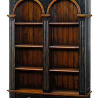 Roosevelt Double Bookcase