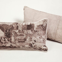 Grisaille Pillow Sham