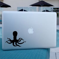 Octopus Decal  Vinyl Sticker   For Car Window Laptop by urbandecal