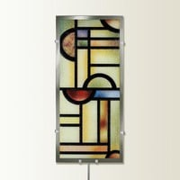 Illuminada - Mondrian Wall Sconce Light (8821) - Small - Wall Sconce Lights