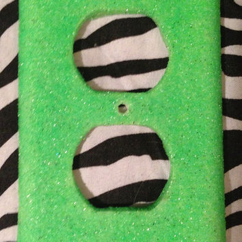 Neon Outlet or Light Switch Cover
