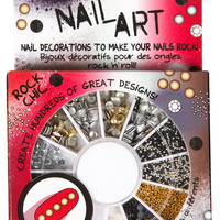 Nail Art Wheel - Back In Stock - New In - Topshop USA