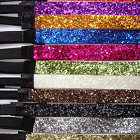3 for 5.50 GLITTER Sparkly HEADBAND Softball Soccer Volleyball Cheer Team Sports Elastic Stretch Headbands //ghs001