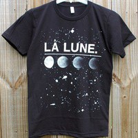 La Lune / The Moon Shirt | Wicked Clothes