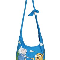 Adventure Time Finn & Jake Hobo Bag - 158703