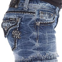 Miss Me Glitz Stretch Short - Women&#x27;s Shorts | Buckle