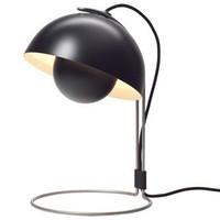 Flower Pot Table Lamp by &Tradition, in Black [GS-AT-207395] - $495.00 - GSelect  - Gifts for Men. Unique, Cool Gift Ideas and Presents