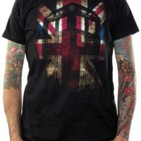 ROCKWORLDEAST - Doctor Who, T-Shirt, Tardis Union Jack