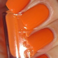 Essie Nail Polish (E804-Fear or Desire) Summer Collections 2012 BRIGHT ORANGE