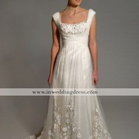 Simple Wedding Dresses-Style BC207