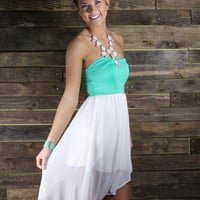 Ocean Waves Dress