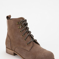 Urban Outfitters - BDG Chelsea Suede Lace-Up Boot