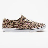 Product: Leopard Canvas Authentic Lo Pro