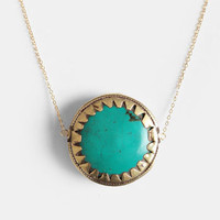 Eye Of The Storm Necklace By Vanessa Mooney - $84.00 : ThreadSence, Women&#x27;s Indie &amp; Bohemian Clothing, Dresses, &amp; Accessories