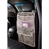 Amazon.com: Cruising Companion Leopard Print Car Seat Pet Supply Organizer: Pet Supplies