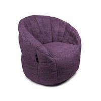 Ambient Lounge® Butterfly Sofa in Aubergine from Ambient Lounge | Made By Ambient Lounge | £249.00 | Bouf