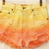 The Sunrise Shorts from ShopWunderlust