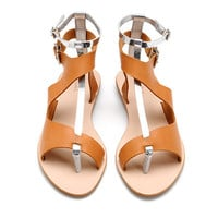 Loeffler Randall Selma Asymetrical Sandal | Sandals | LoefflerRandall.com