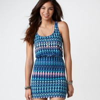 AE Striped Fitted Dress | American Eagle Outfitters