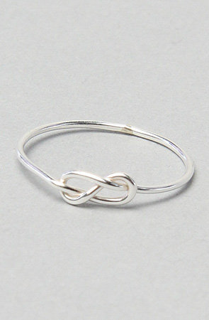 The Infinity Ring : Erica Weiner : Karmaloop.com - Global Concrete Culture