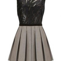 Multi Cocktail Dress - Bqueen Sequin Dress K080E | UsTrendy