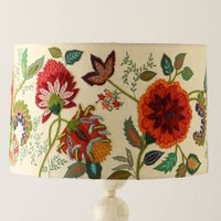 Needlework Garden Shade - Anthropologie.com