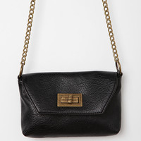 Urban Outfitters - BDG Mini Turn-Lock Crossbody Pouch