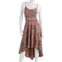Walmart: Juniors Hi-Low Tank Dress