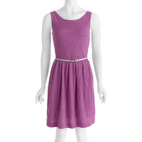 Walmart: George Women's Knit Belted Dress