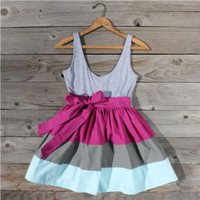 Eddie Colorblock Dress